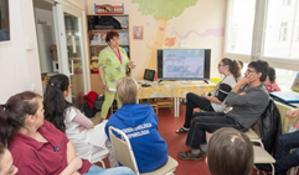 gyógykezelés alatt álló gyermekek oktatására