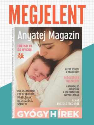 Megjelent az Anyatej magazin 2019. évi száma