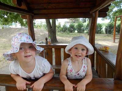 Temesi Béláné: Nyár van