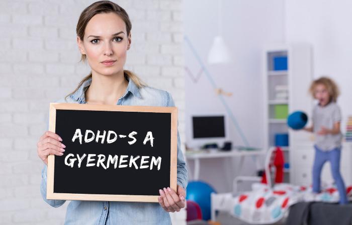 ADHD-s gyermek a családban