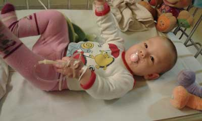 Boros Beáta: Lili gyógyul