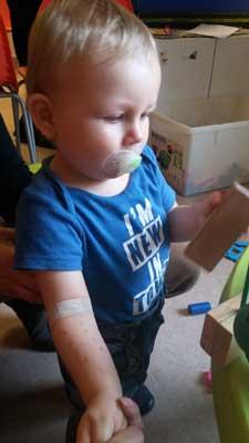 Pető Petra: Orvosi vizsgálat- allergia teszt