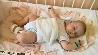 Kis Gyöngyi: Kórházban