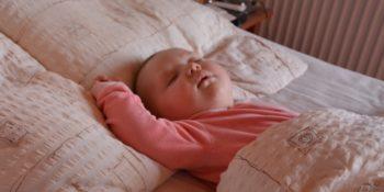 alszik a baba
