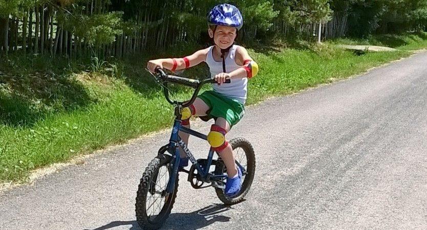 biciklis sérülések