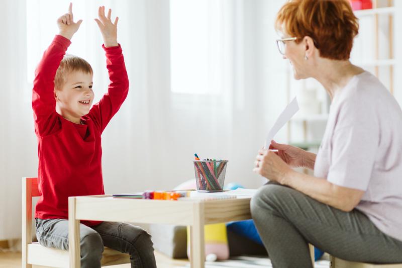 foglalkozás ADHS-s gyermekkel