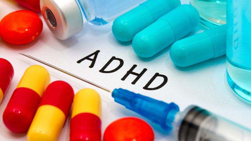 ADHD gyógyszer