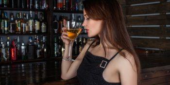 alkohol és a nők