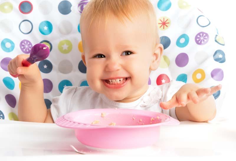 baba táplálás