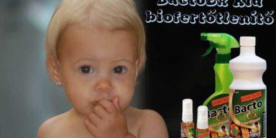 BactoEx® játék & kellék fertőtlenítő