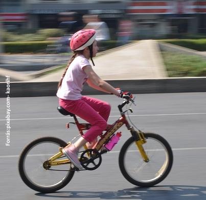 Biciklizz okosan!