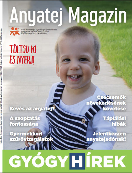 Anyatej magazin 2020