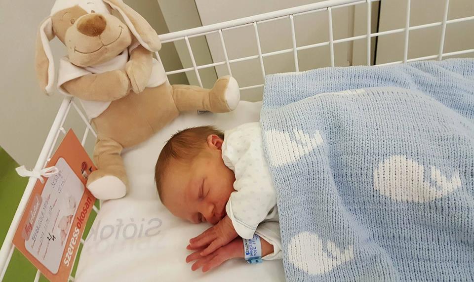 Doodoo babával kórházban