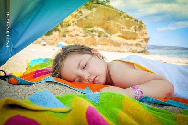 nyaralás cisztás fibrózisban szenvedő gyermekkel