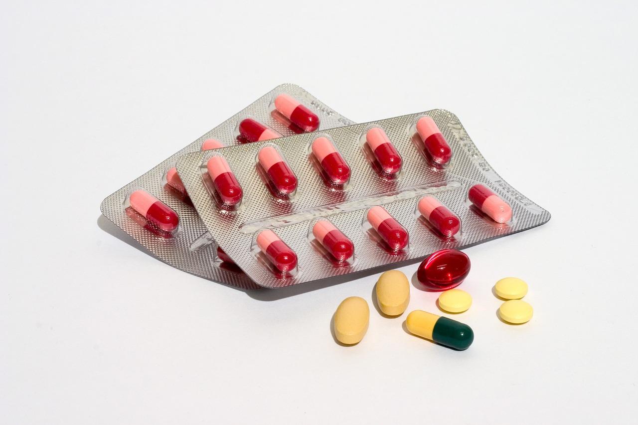 gyógyszerszedés