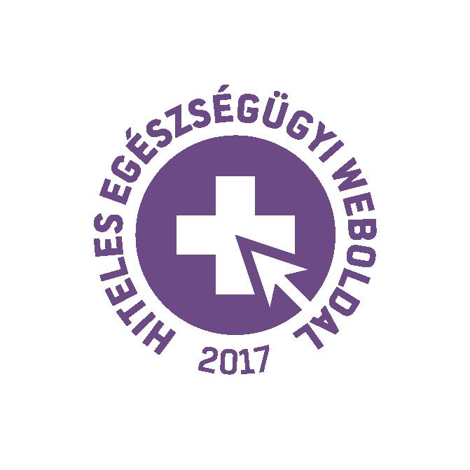 Hiteles Egészségügyi Weboldal 2017