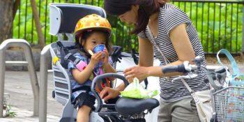 biciklis gyermekülés