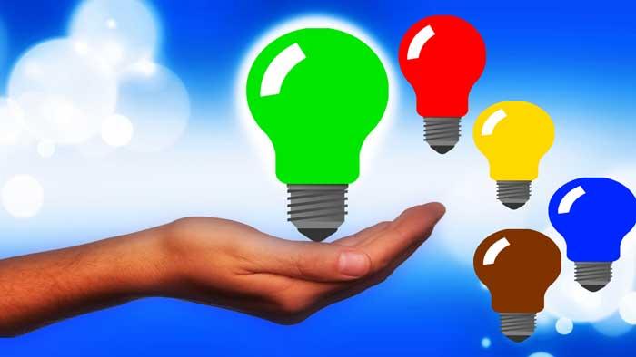 jogviszony ellenőrzés - lámpák