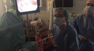 laparoscopia szerepe