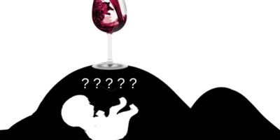 magzati alkohol szindróma illusztráció