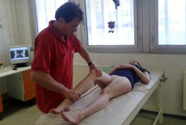 ortopéd vizsgálat