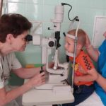 Mi történik a szemészeti rendelőben? - vizsgálat réslámpával