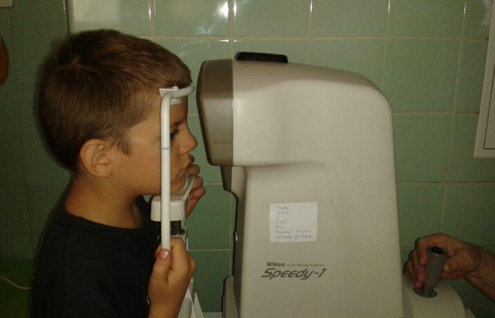 szemészeti szűrővizsgálat kamaszkorban