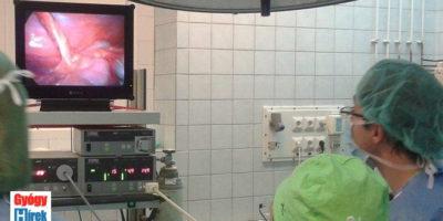 vakbélgyulladás műtét